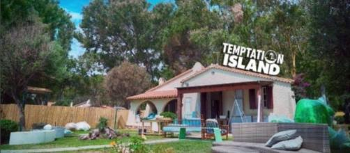 La location di Temptation Island 2017 via Instagram
