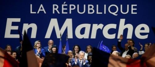 Législatives: La République en marche déjà en tête