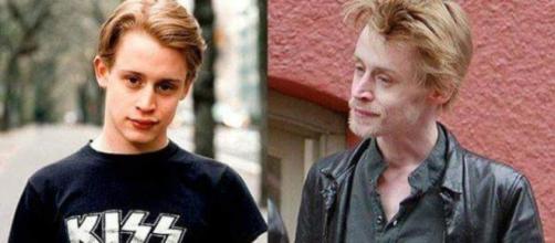 Macaulay Culkin: antes e depois