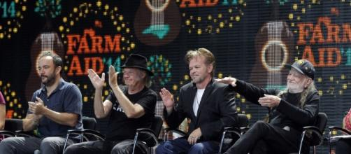 Members of the Board of the Farm Aid Concert