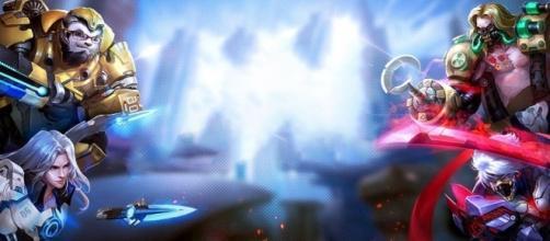 'Overwatch' clone 'Hero Mission' / Photo by DodoJoy