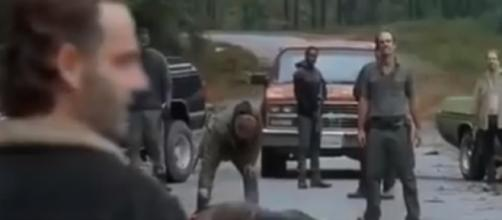The Walking Dead Season 8 / Photo screencap from Atherfx via Youtube
