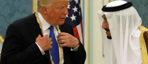 Trump says Arab leaders warned him Qatar financed radicalism ... - jpost.com
