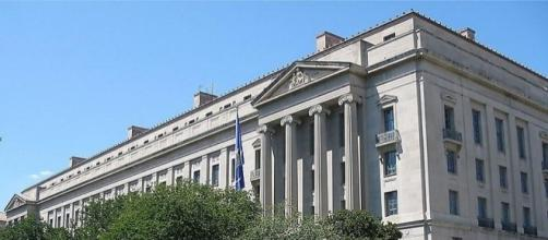 View from outside the Robert ... - US Department of Justice Office ... - glassdoor.com