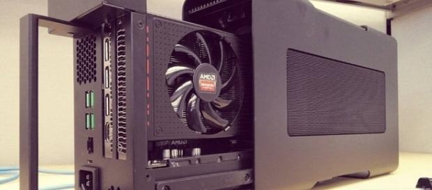 AMD's Universal External GPU enclosure could be unveiled at GDC ... - pinterest.com