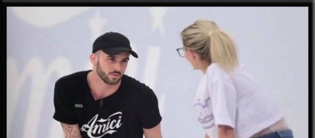 ''Amici 17'' Andreas Muller sarà tra i ballerini professionisti? La sua decisione