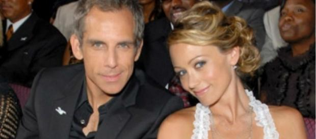 Ben Stiller e Christine Taylor