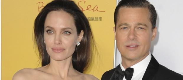 Brad Pitt has been allegedly dating following split with Angelina Jolie. Photo - justjared.com