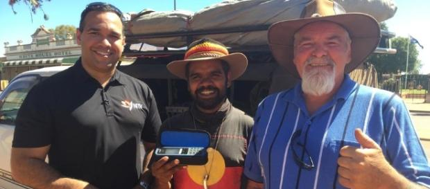Clinton Pryor's walk across Australia | NITV - com.au