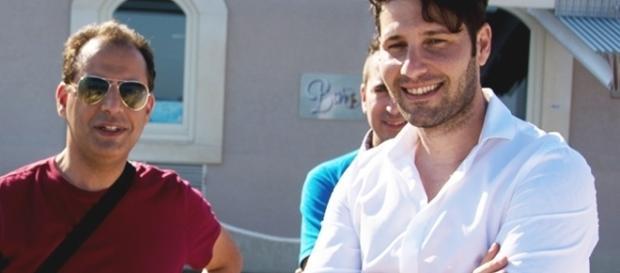 Daniele Calvo e Pietro Roccaro.