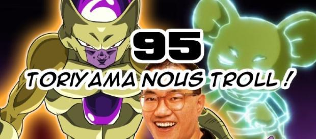 DBS 95 : Toriyama nous troll avec Freezer !
