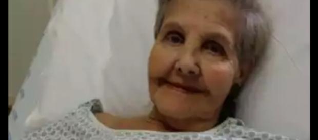 Dona Inez está correndo grave risco de vida