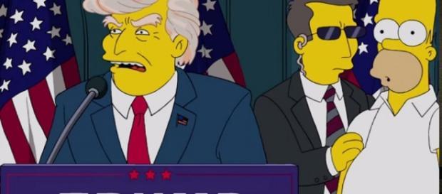 Donald Trump es un personaje muy parodiable
