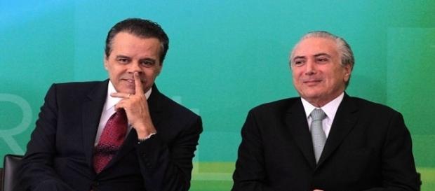 Ex-ministro Henrique Eduardo Alves era um dos principais aliados da base governista de Michel Temer