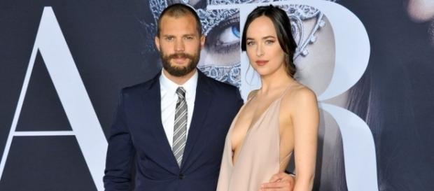 Fifty Shades Darker' Premiere: Dakota Johnson, Jamie Dornan, E.L. ... - hollywoodreporter.com