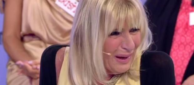 Gemma Galgani sotto attacco Uomini e Donne