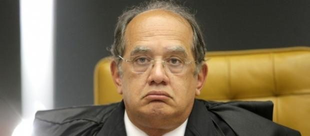 Gilmar Mendes, presidente do TSE