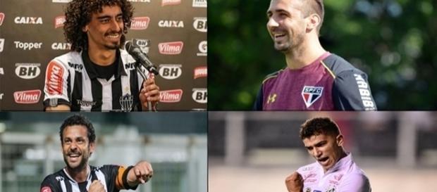 Jogadores mais escalados para 5° rodada do Cartola FC