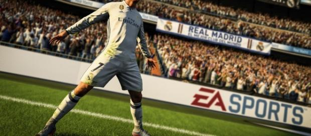 Sarà Cristiano Ronaldo il protagonista della nuova avventura di Fifa 18.