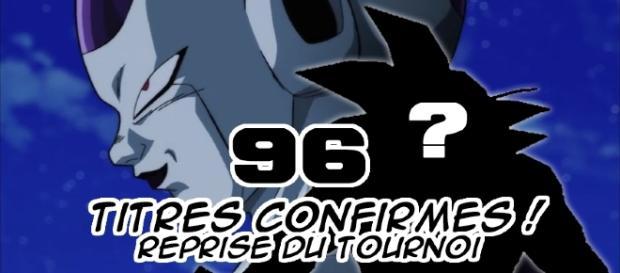Titres des épisodes confirmés ! La reprise du tournoi du pouvoir !