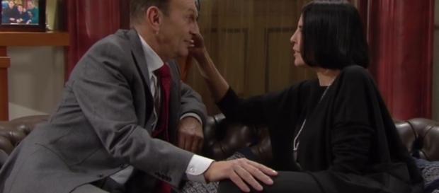 Un Posto al Sole: Marina tradisce Roberto con Matteo ..