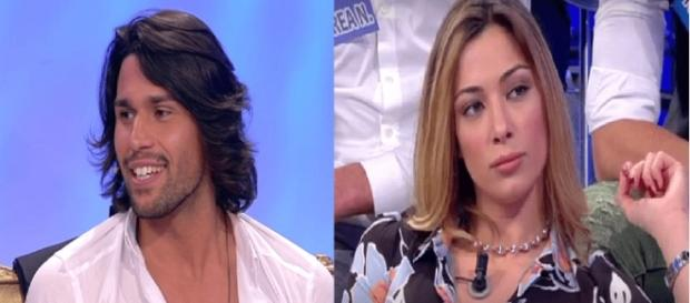 Uomini e donne news: ennesima frecciatina di Luca e Soleil