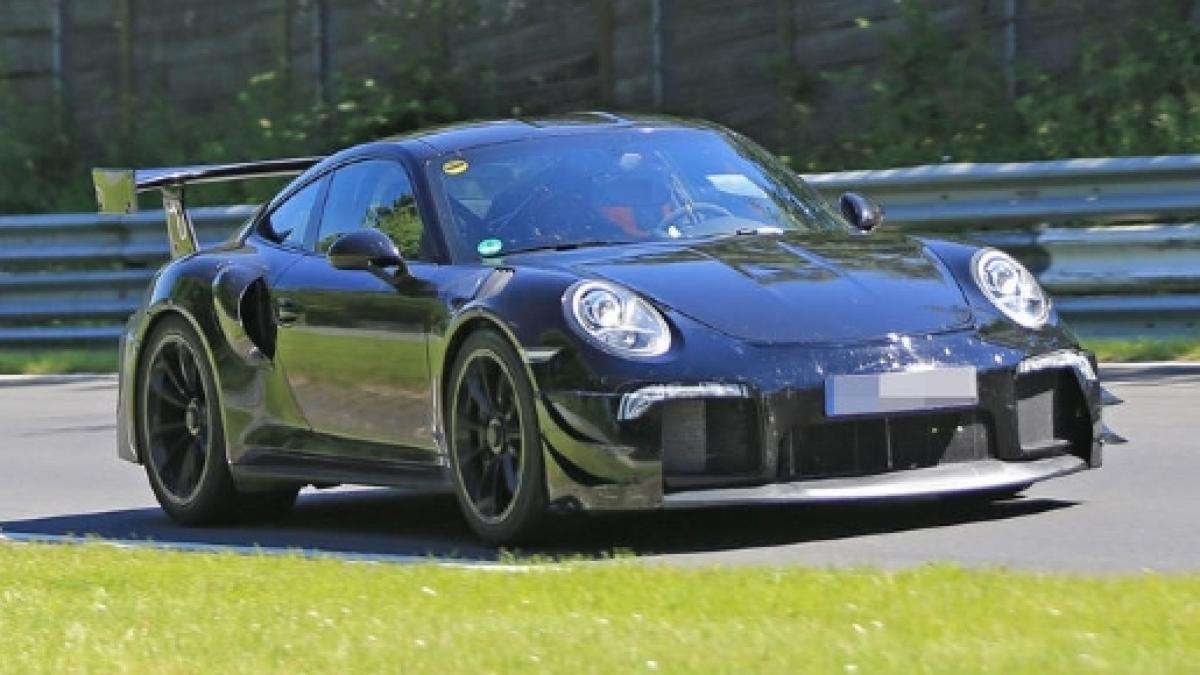 The 2018 Porsche 911 Gt2 Rs Is A Water Spray Intercooled 641hp Track 996 Engine Cylinder Diagram Monster