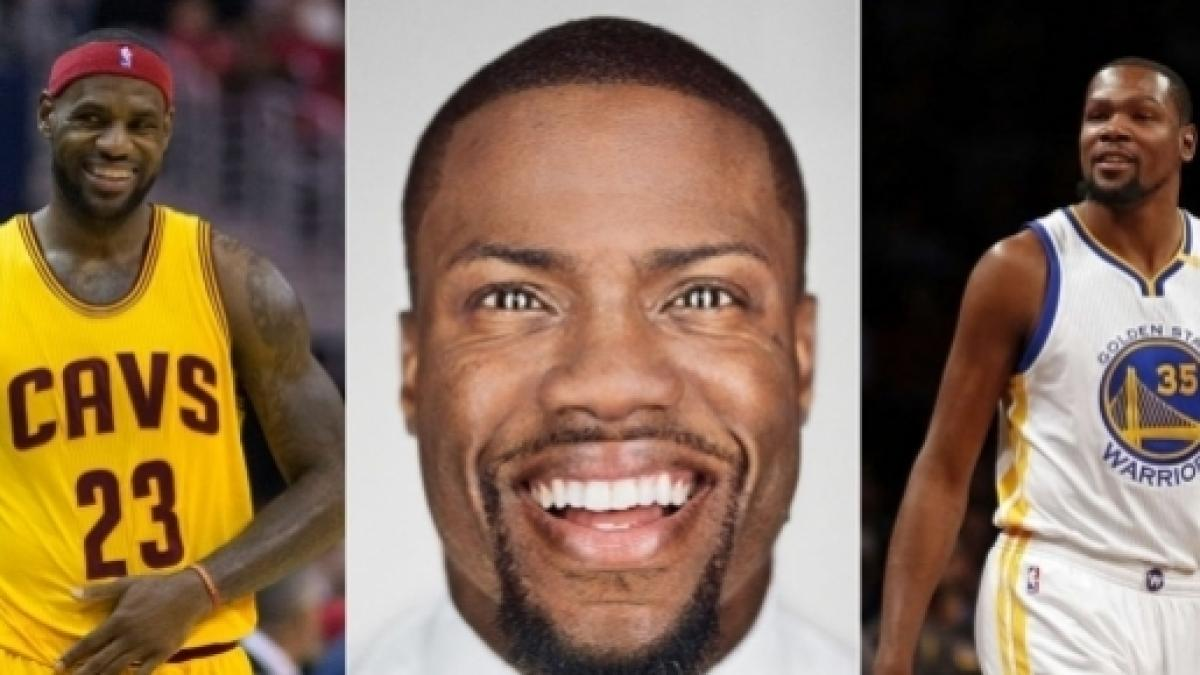 Kevin Hart Picks Who He Would Like To See Win The 2017 Title