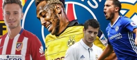 ARDE EL MERCADO! Real Madrid presentará su primer fichaje después ... - diez.hn