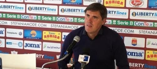 Alessandro Calori potrebbe allenare il Trapani anche nel prossimo campionato di Lega Pro