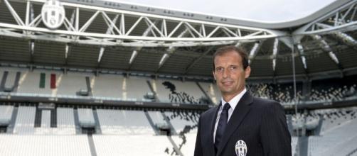 Allegri ha rinnovato con la Juventus