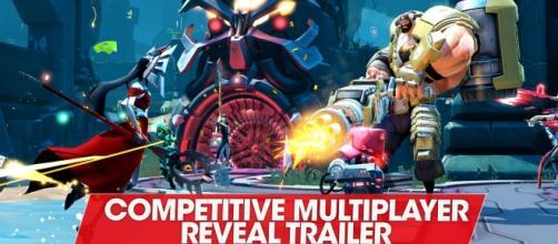 Battleborn: Multiplayer Reveal Trailer - Battleborn/YouTube Screenshot