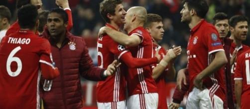 Champions League: Bayern Munich v Arsenal plus Real Madrid v ... - bbc.co.uk