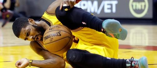 Cleveland Cavaliers PG Kyrie Irving (knee contusion) won't play vs ... - si.com