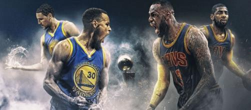 Cleveland Cavaliers continue against the Golden State Warriors. - gomedia.com