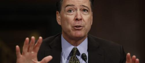 Comey may get chance to publicly defend name against Trump ... - startribune.com