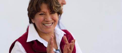Delfina promete acabar con corrupción en Edomex - com.mx