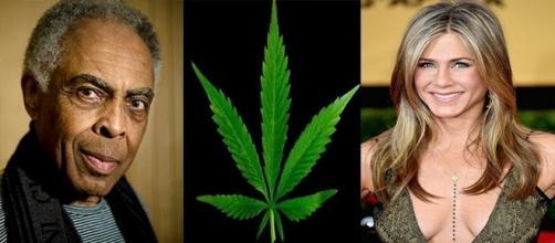 Diversos famosos consomem a droga