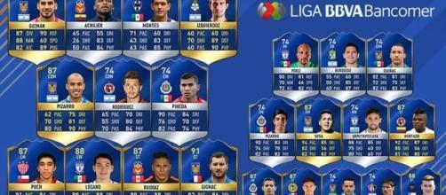 FIFA 17 revela el 'Equipo de la Temporada' de la Liga MX - Futbol ... - com.mx