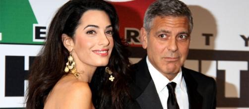 George Clooney papà: Amal ha partorito in una suite da 10 mila euro a notte