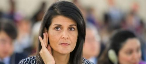 Haley: U.S. Reviewing Participation In UN Human Rights Council - rferl.org