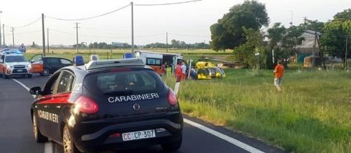 Incidente auto-moto Provinciale Modiglianese oggi 30 maggio 2017 - ravennatoday.it