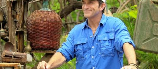 Jeff Probst of 'Survivor' screenshot