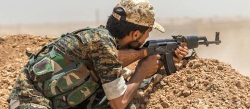 Kurdish forces just three kilometers from Raqqa as ISIS loses ... - almasdarnews.com