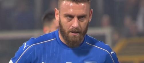 La fascia di capitano toccherà a Daniele De Rossi