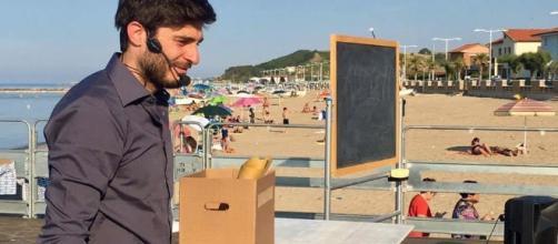 Lino Guanciale e Alessandro Vanoli a Casalbordino - zonalocale.it