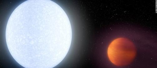 Newly discovered exoplanet is 'hotter than most stars' - CNN.com - cnn.com