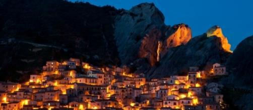 Notte Romantica nei Borghi: perdersi a Castelmezzano, Potenza.