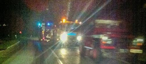 Prima lo scontro poi la morte tra le fiamme   Cronaca Grosseto - toscanamedianews.it