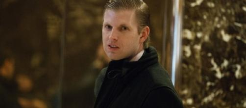 Eric Trump goes after his father's critics, says they are 'not even people' - Source from Blasting News library